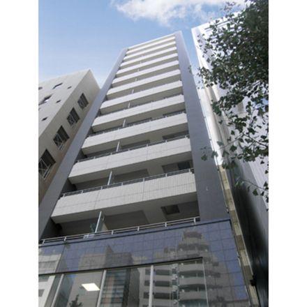 Rent this 1 bed apartment on 天ぷら 大友 in 4号 1階 Gaien Higashi-dori, Roppongi
