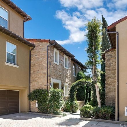 Rent this 3 bed condo on 109 Roadrunner in Irvine, CA 92603