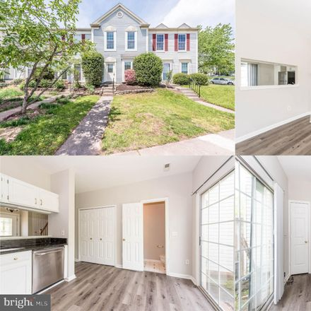 Rent this 2 bed townhouse on 3086 McGrane Ct in Herndon, VA