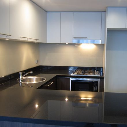 Rent this 1 bed apartment on 704/3 Herbert Street