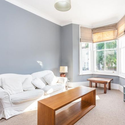 Rent this 1 bed apartment on 30 Derwent Grove in London SE22 8EA, United Kingdom