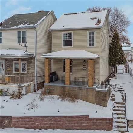 Rent this 3 bed house on 213 Chalfont Street in Whitaker, PA 15120