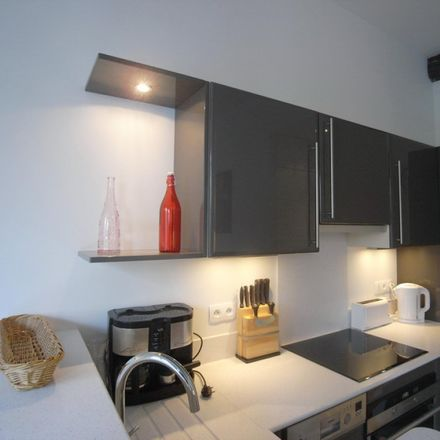 Rent this 1 bed apartment on 1 Rue du Dragon in 75006 Paris, France