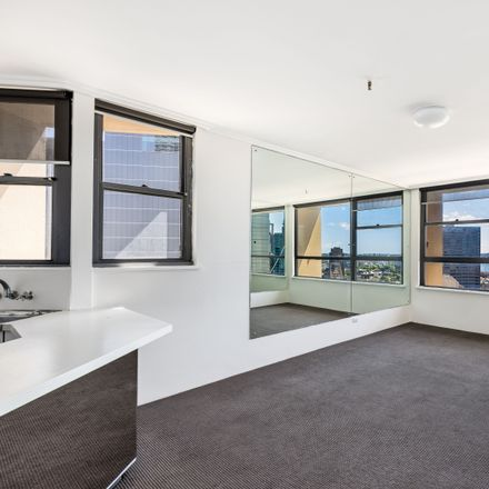Rent this 1 bed apartment on 302/27 Park Street