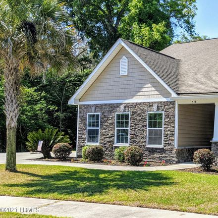 Rent this 4 bed house on 518 Abner Lane in Beaufort, SC 29902