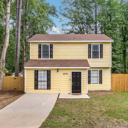 Rent this 4 bed house on 6830 Cherry Log Pl in Austell, GA