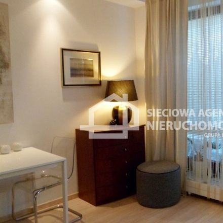 Rent this 1 bed apartment on WaterLane in Szafarnia 11, 80-755 Gdansk