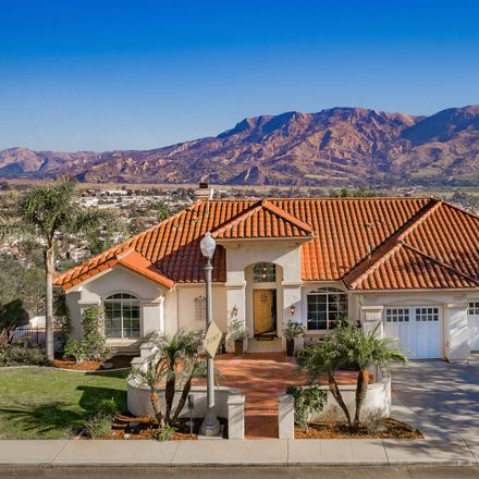 Rent this 4 bed house on 836 Monte Vista Drive in Santa Paula, CA 93060