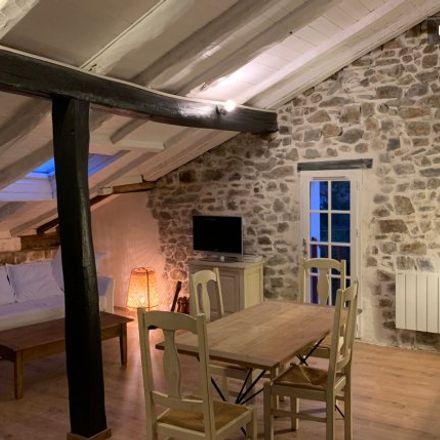 Rent this 2 bed apartment on Saint-Pée-sur-Nivelle in NEW AQUITAINE, FR