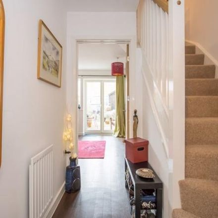 Rent this 3 bed house on Gibson Way in Penarth CF64 1TJ, United Kingdom