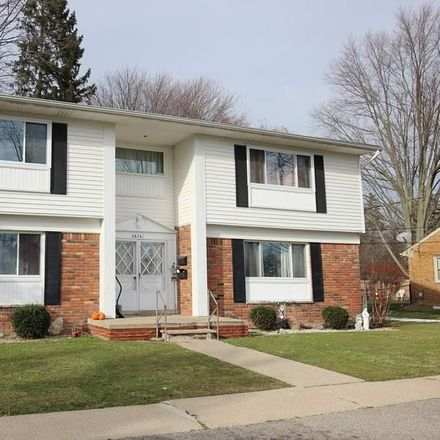 Rent this 4 bed apartment on Hathaway St in New Baltimore, MI