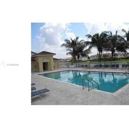 Rent this 3 bed townhouse on 12162 Southwest 143rd Lane in Three Lakes, FL 33186