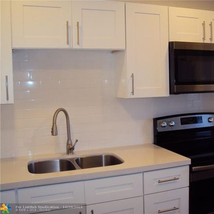 Rent this 1 bed condo on N Palm Aire Dr in Pompano Beach, FL