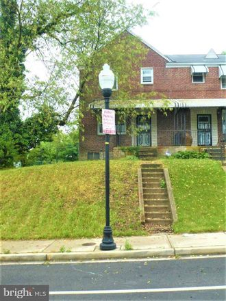 Rent this 2 bed townhouse on 4455 Old Frederick Road in Baltimore, MD 21229