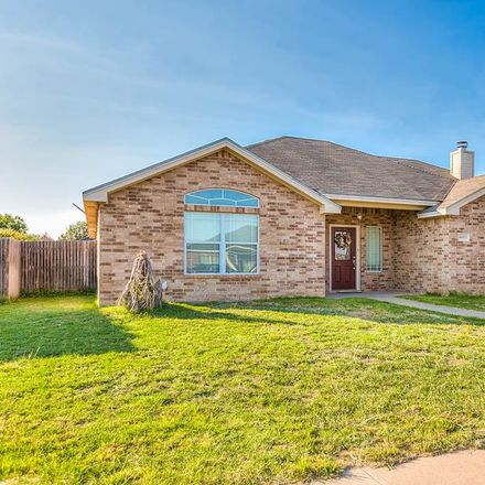 Rent this 3 bed apartment on 6013 Carrizo Street in San Angelo, TX 76904