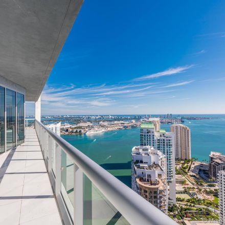 Rent this 3 bed condo on 465 Brickell Avenue in Miami, FL 33131