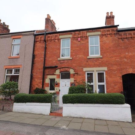 Rent this 2 bed house on Cheviot Road in Carlisle CA3 9ED, United Kingdom