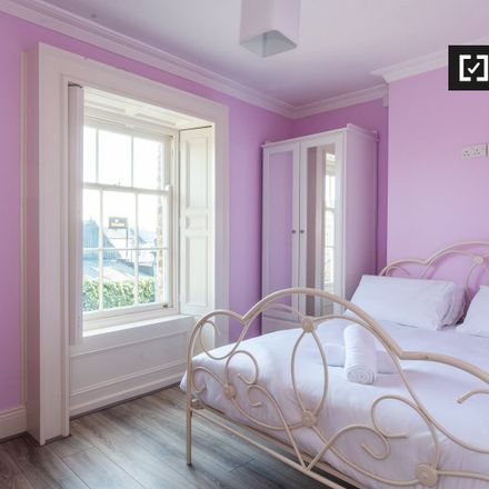 Rent this 4 bed apartment on 10 Mountpleasant Avenue Lower in Rathmines West B ED, Dublin