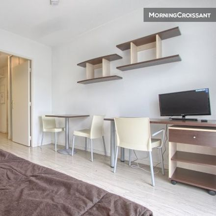 Rent this 1 bed apartment on 42 Avenue des Genottes in 95800 Cergy, France