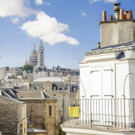 Rent this 1 bed apartment on 2 Rue Versigny in 75018 Paris, France