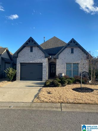 Rent this 3 bed house on 2026 Preston Lane in Chelsea, AL 35043