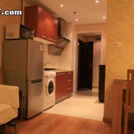 Rent this 0 bed apartment on East Yan'an Road in Baxianqiao, Huangpu District