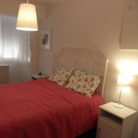 Rent this 1 bed apartment on Rua Doutor Gama Barros 12 in 1700-145 Lisbon, Portugal
