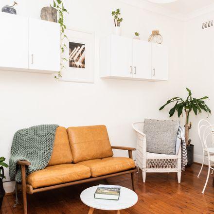 Rent this 1 bed apartment on 4/123 Brighton Boulevard