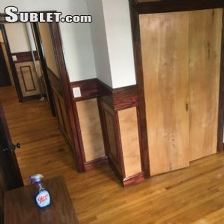 Rent this 2 bed apartment on Kumo Sushi in East 13th Street, New York