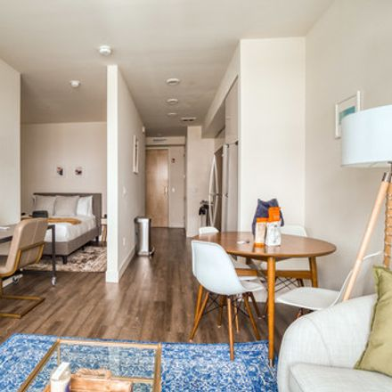 Rent this 1 bed apartment on The Dwight in Dwight Way, Berkeley