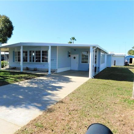 Rent this 2 bed house on 5317 Plant St in Zephyrhills, FL