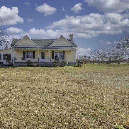 Rent this 3 bed house on 1395 Otis Skelton Rd in Royston, GA