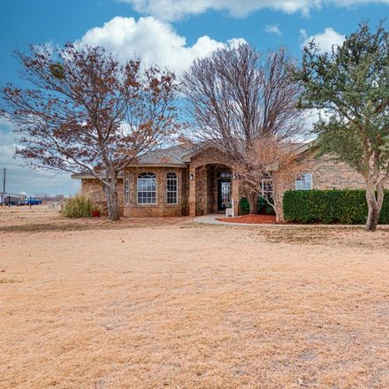 Rent this 4 bed house on 10520 East County Road 109 in Greenwood, TX 79706