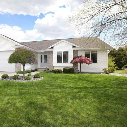 Rent this 4 bed house on 172 Barberry Ln in Appleton, WI