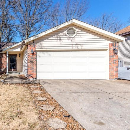 Rent this 3 bed house on Hope Haven Dr in Florissant, MO