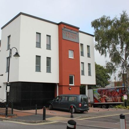 Rent this 1 bed apartment on British Heart Foundation in Feathers Lane, Basingstoke RG21 7AS