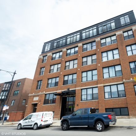Rent this 2 bed loft on 2911 North Western Avenue in Chicago, IL 60618