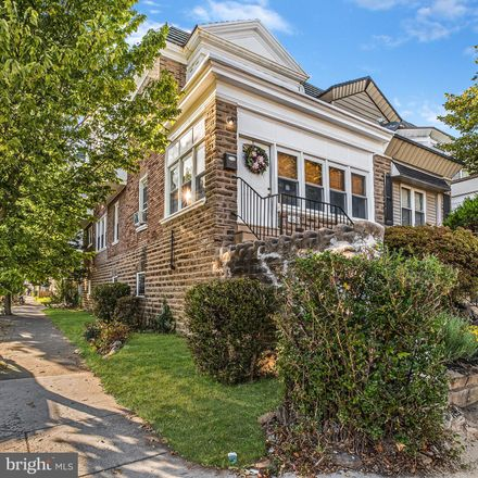 Rent this 4 bed townhouse on 6600 North 17th Street in Philadelphia, PA 19126