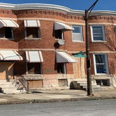 Rent this 3 bed condo on 1743 North Carey Street in Baltimore, MD 21217