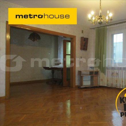 Rent this 3 bed apartment on Oskara Sosnowskiego 4 in 02-784 Warsaw, Poland