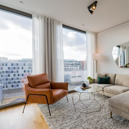 Rent this 1 bed apartment on Voltairestraße 11 in 10179 Berlin, Germany