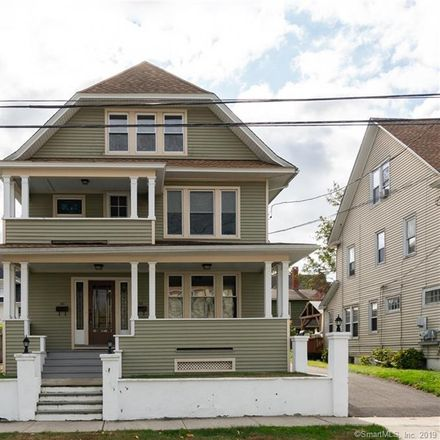 Rent this 4 bed townhouse on 42 Bancroft Avenue in Bridgeport, CT 06604