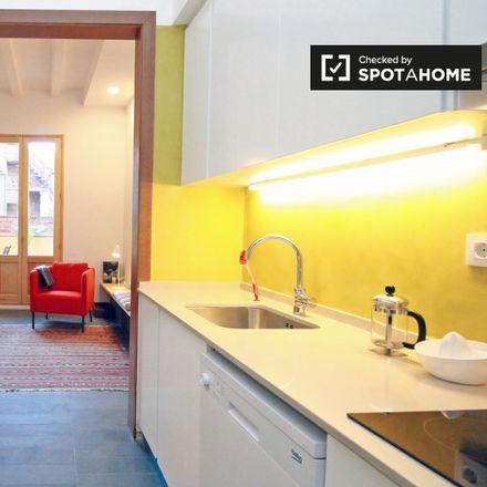 Rent this 2 bed apartment on Gran Via de les Corts Catalanes in 319, 8015 Barcelona