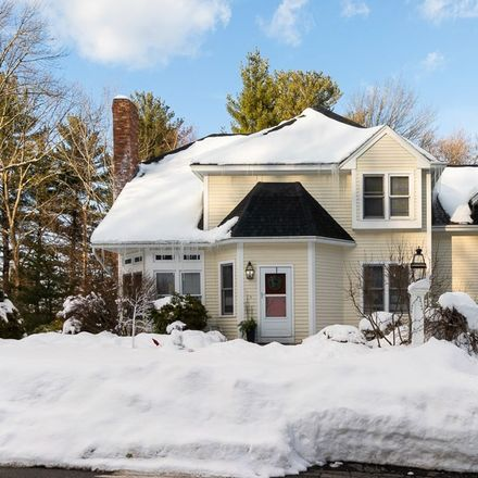 Rent this 3 bed house on 63 Foxwood Drive in North Andover Center, MA 01845
