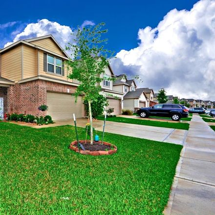 Rent this 4 bed house on Windy River Ln in Katy, TX