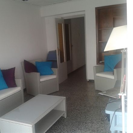 Rent this 1 bed room on Carrer Atlàntic in 92, 46730 Grau i Platja
