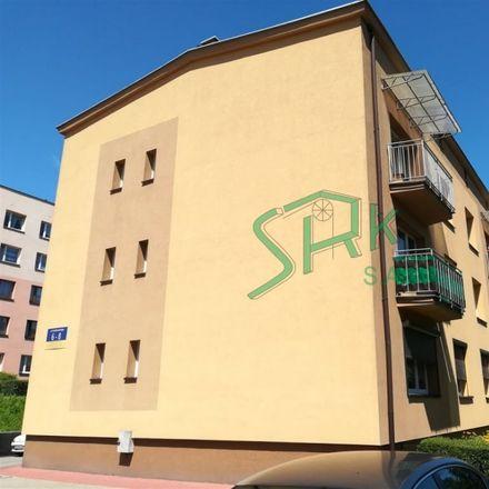 Rent this 2 bed apartment on Aleja Jana Nowaka-Jeziorańskiego in 41-807 Zabrze, Poland