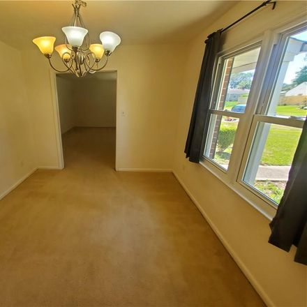 Rent this 3 bed house on 560 Windsor Gate Road in Virginia Beach, VA 23452