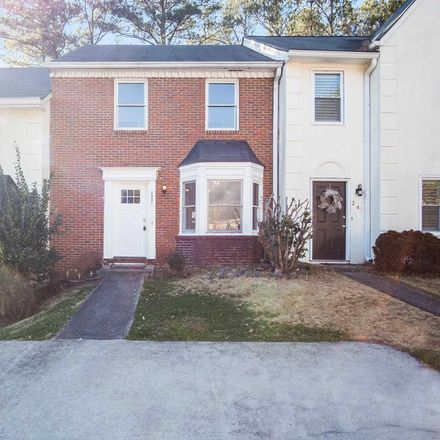 Rent this 2 bed townhouse on Ranch Rd NE in Marietta, GA