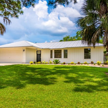 Rent this 3 bed apartment on 3244 Reef Road in Palm Bay, FL 32909